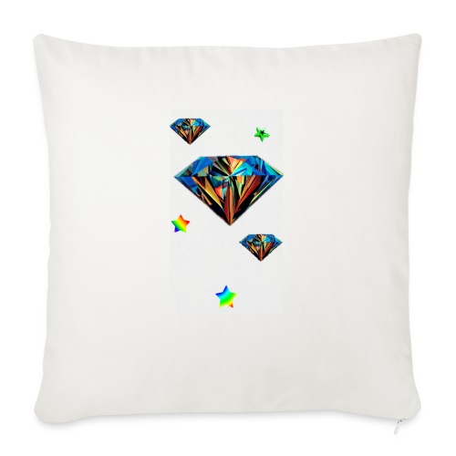 "Epic Phone case - Throw Pillow Cover 17.5"" x 17.5"""