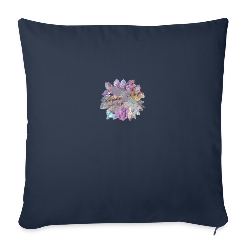 "CrystalMerch - Throw Pillow Cover 17.5"" x 17.5"""