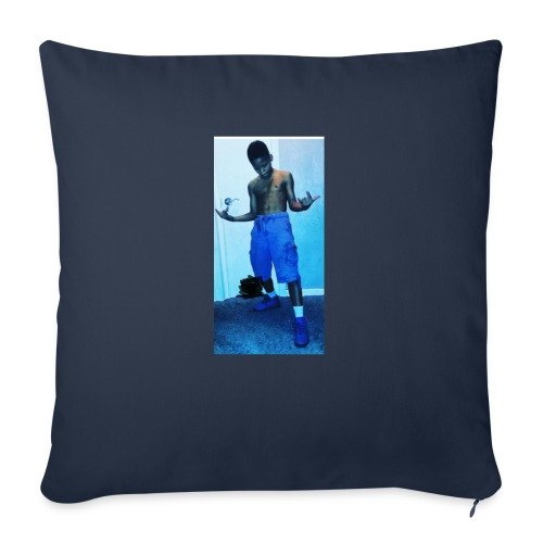"Sosaa - Throw Pillow Cover 18"" x 18"""