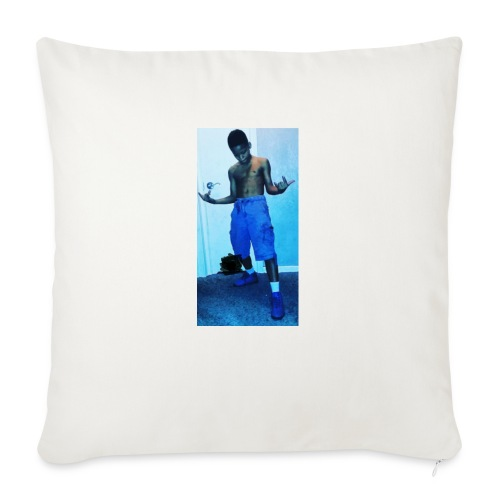 "Sosaa - Throw Pillow Cover 17.5"" x 17.5"""