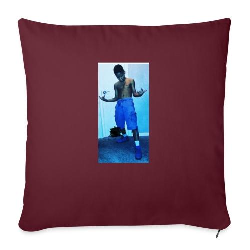 """Sosaa - Throw Pillow Cover 17.5"""" x 17.5"""""""