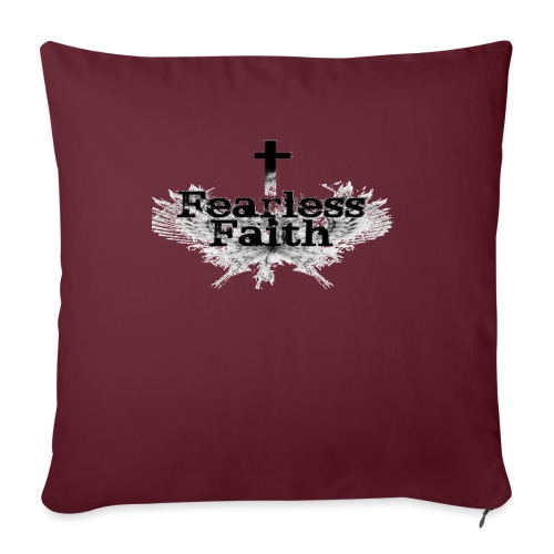 """imageedit 3 4461722366 gif - Throw Pillow Cover 17.5"""" x 17.5"""""""