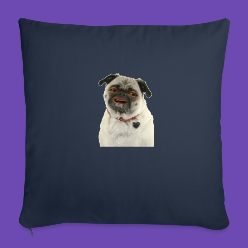 "Good times goodbye good boy. - Throw Pillow Cover 17.5"" x 17.5"""