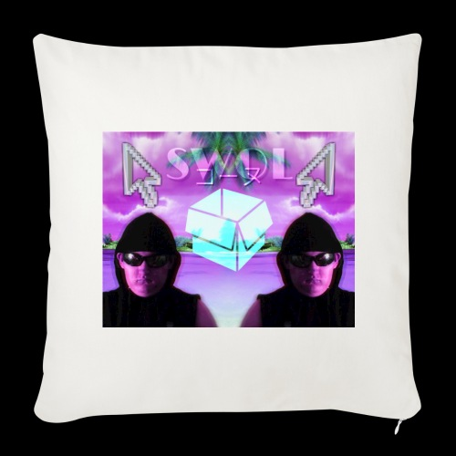 2nd Place Design - Throw Pillow Cover