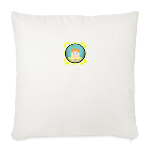 My Face! - Throw Pillow Cover