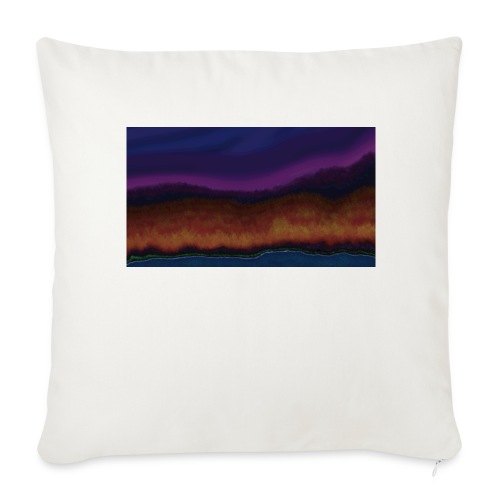 Fall Scene - Throw Pillow Cover