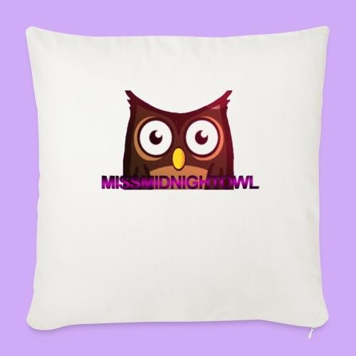 MissMidnightOwl Pillow Case - Throw Pillow Cover
