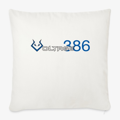 Voltage 386 - Throw Pillow Cover