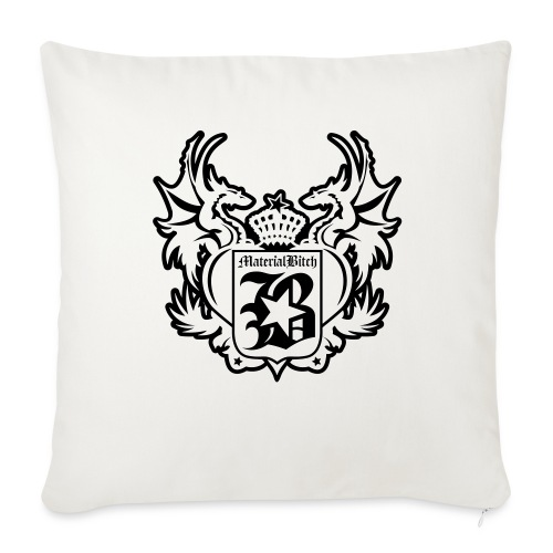 Material Bitch Medievil - Throw Pillow Cover