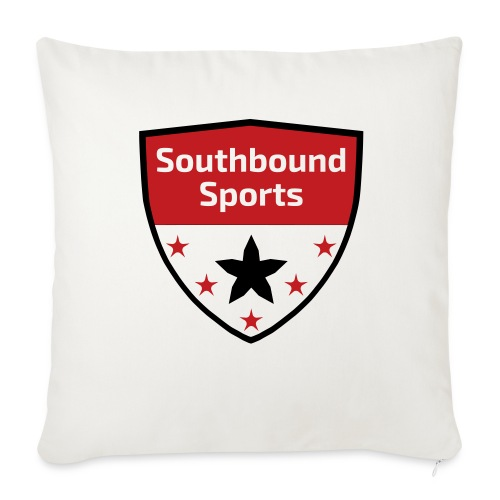 Southbound Sports Crest Logo - Throw Pillow Cover