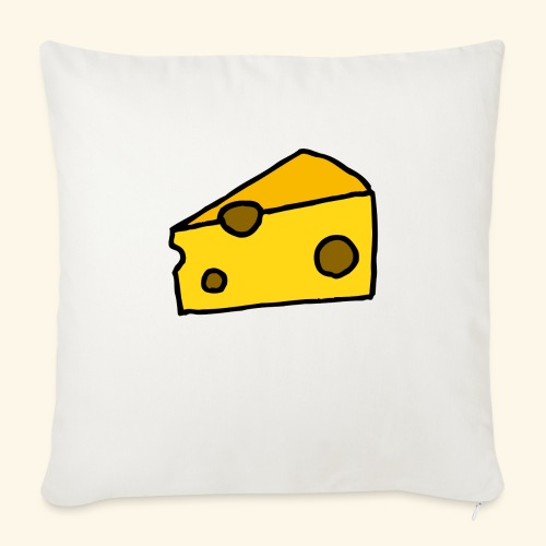 Cheese - Throw Pillow Cover