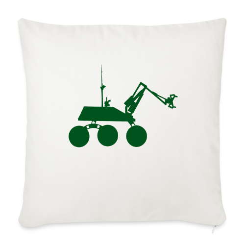 USST Rover Green - Throw Pillow Cover