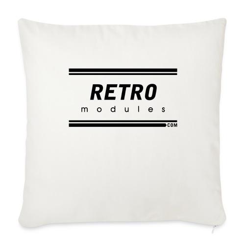 Retro Modules - Throw Pillow Cover