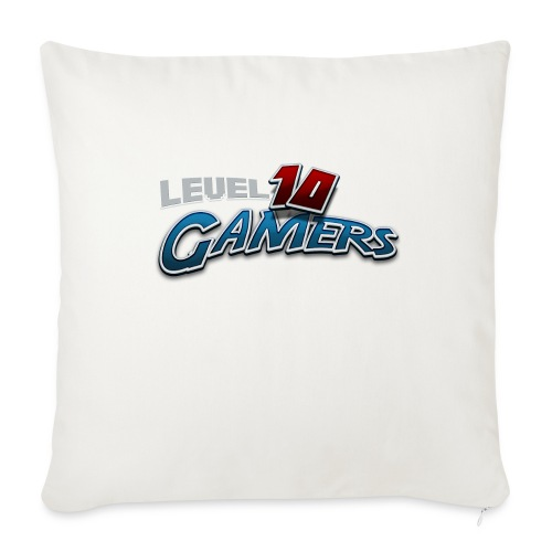 Level10Gamers Logo - Throw Pillow Cover