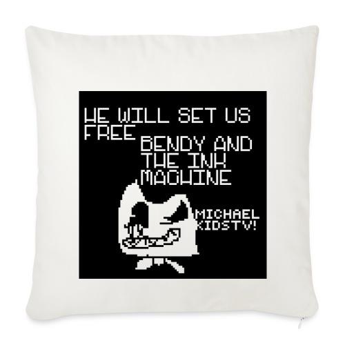 PIXIL Bendy Stuff - Throw Pillow Cover