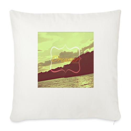 Dreamer - Throw Pillow Cover
