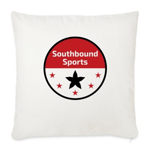 Southbound Sports Round Logo - Throw Pillow Cover
