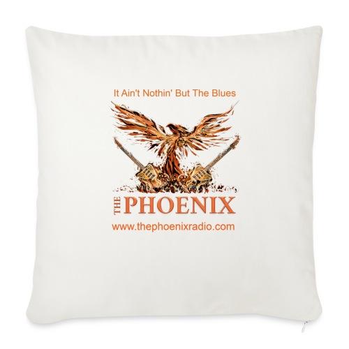 The Phoenix Radio - Throw Pillow Cover