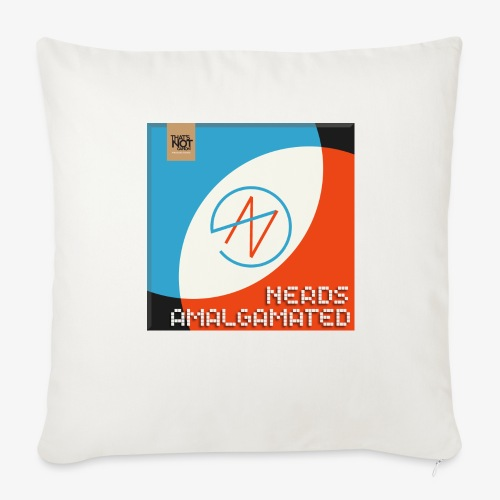 Top Shelf Nerds Cover - Throw Pillow Cover