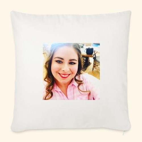 AussieGirlGamer - Throw Pillow Cover