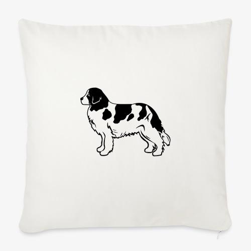 Landseer - Throw Pillow Cover