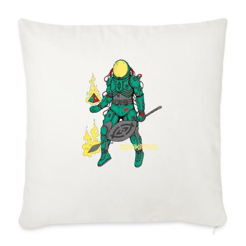Afronaut - Throw Pillow Cover