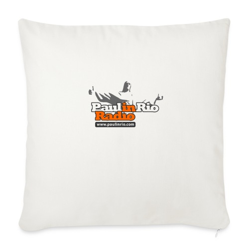 Paul in Rio Radio - Thumbs-up Corcovado #1 - Throw Pillow Cover