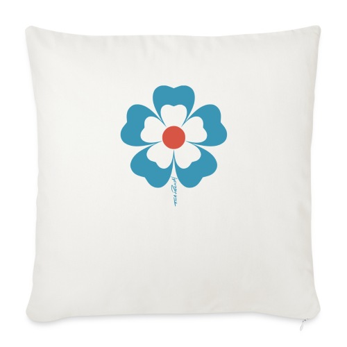 flower time - Throw Pillow Cover