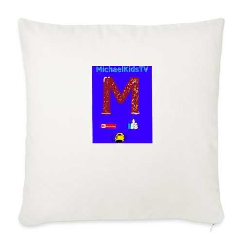 The MichaelKidsTV Offical T-Shirt - Throw Pillow Cover
