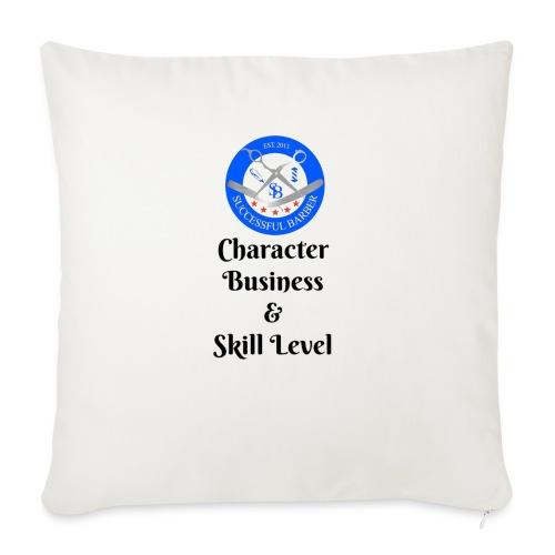 SB Seal Design - Throw Pillow Cover
