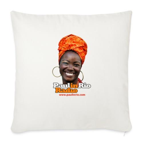 Paul in Rio Radio - Mágica garota - Throw Pillow Cover