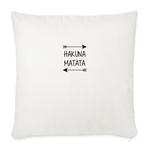 Hakuna Arrow - Throw Pillow Cover