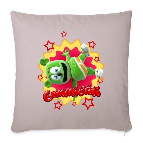 "Gummibär Starburst - Throw Pillow Cover 18"" x 18"""
