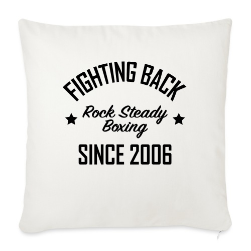 """RSB Vintage Stars - Throw Pillow Cover 17.5"""" x 17.5"""""""