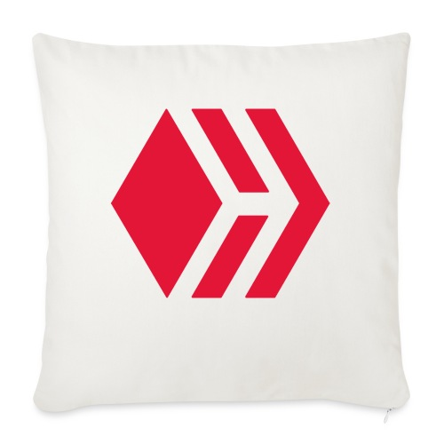 "Hive logo - Throw Pillow Cover 17.5"" x 17.5"""