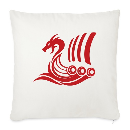 "Raido Icon - Throw Pillow Cover 18"" x 18"""