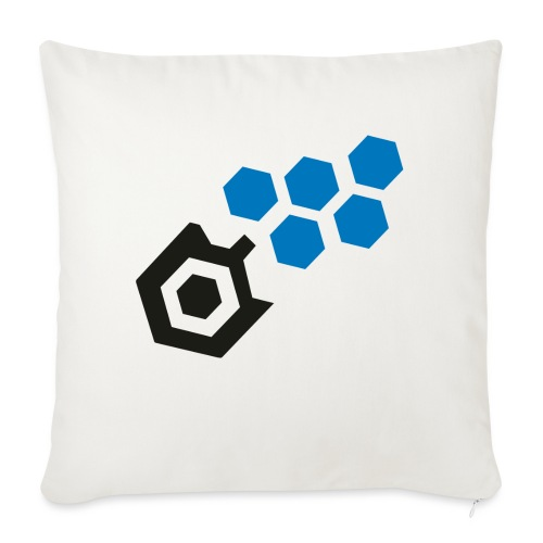 "NLS Merch - Throw Pillow Cover 17.5"" x 17.5"""