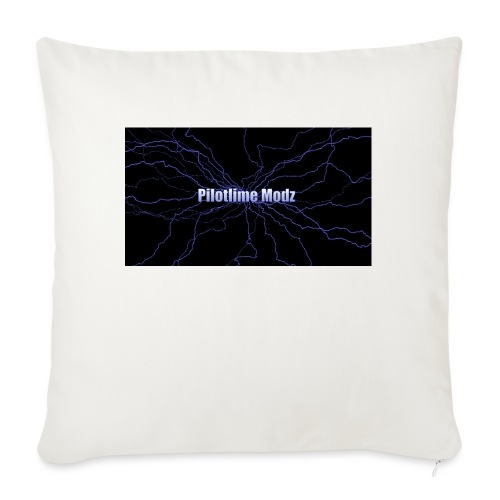 """backgrounder - Throw Pillow Cover 18"""" x 18"""""""