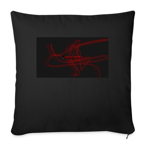 """IMG_3751 - Throw Pillow Cover 18"""" x 18"""""""