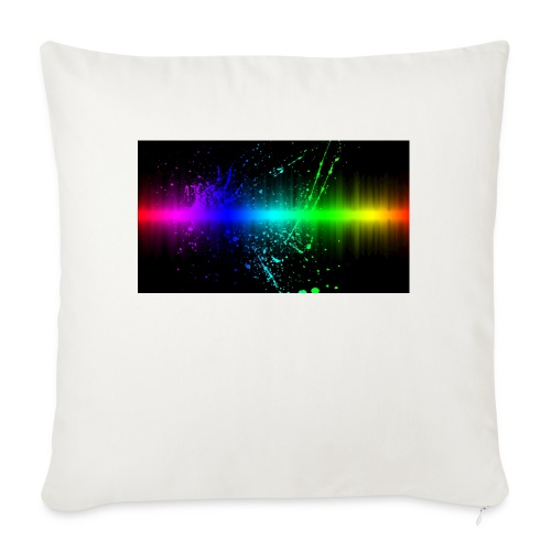 """Keep It Real - Throw Pillow Cover 18"""" x 18"""""""