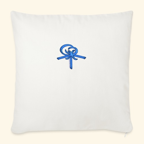 "Back LOGO LOB - Throw Pillow Cover 18"" x 18"""
