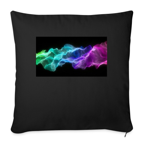"""ws Curtain Colors 2560x1440 - Throw Pillow Cover 18"""" x 18"""""""