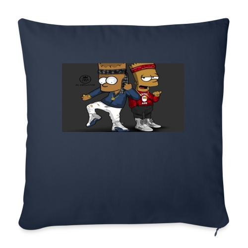 "Sweatshirt - Throw Pillow Cover 17.5"" x 17.5"""