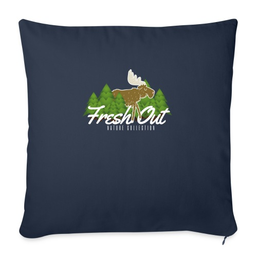 """Fresh Out Nature Collection - Throw Pillow Cover 18"""" x 18"""""""
