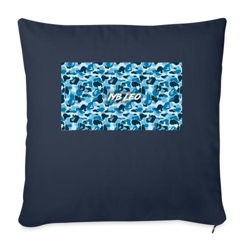 """Iyb leo bape logo - Throw Pillow Cover 18"""" x 18"""""""