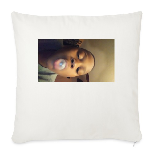 "Darius - Throw Pillow Cover 18"" x 18"""