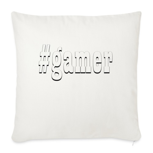 """Perfection for any gamer - Throw Pillow Cover 17.5"""" x 17.5"""""""