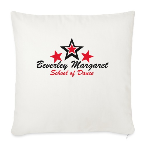 """on white teen adult - Throw Pillow Cover 18"""" x 18"""""""