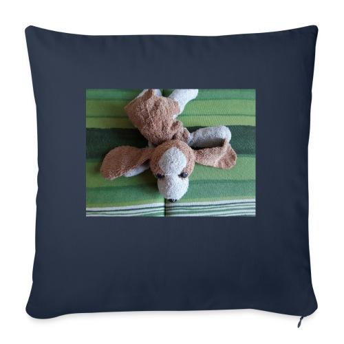 "Capi shirt - Throw Pillow Cover 18"" x 18"""