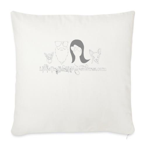 """LTBA Head Shots - Throw Pillow Cover 18"""" x 18"""""""